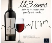 Aniversário Campo Grande 113 anos